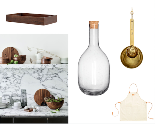 Shopping cuisine : H&M home