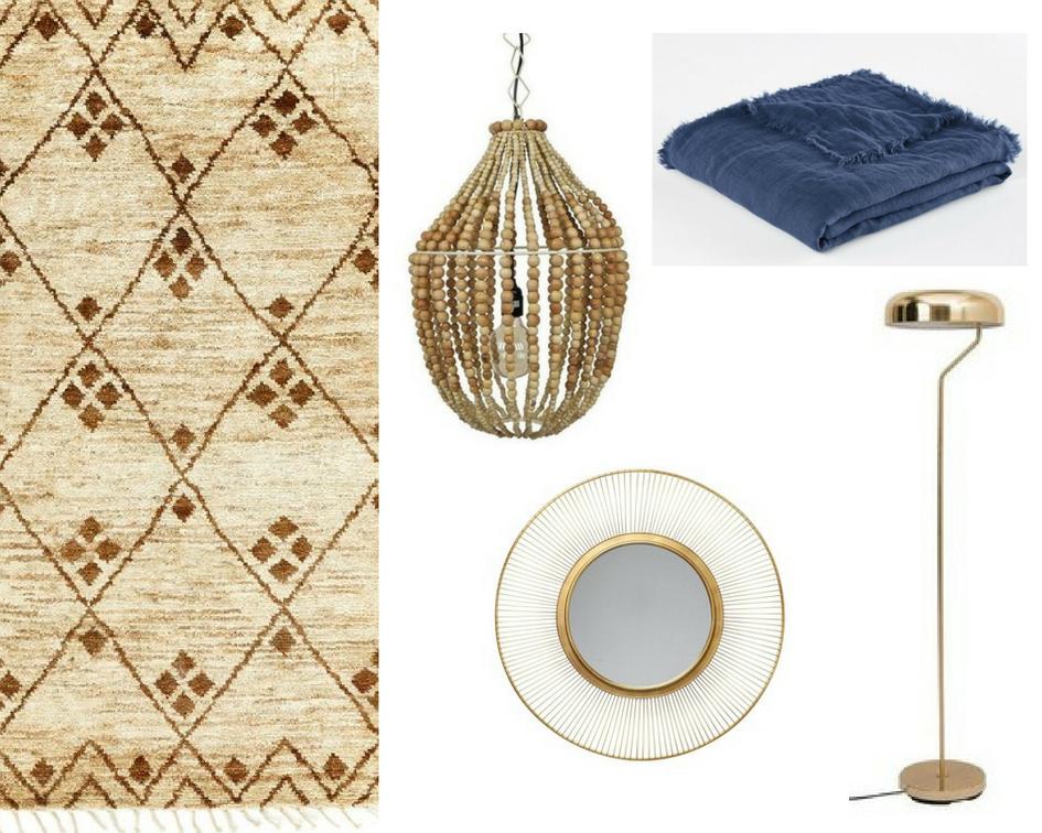 Sélection shopping La Redoute : la chambre